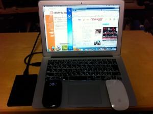 Mac Book Air 13インチ 256MB