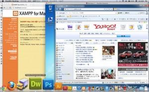 Windows7も動くのサ!